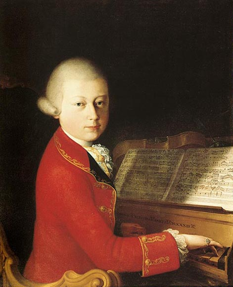 Music Makers Calgary - Piano Lessons - Mozart