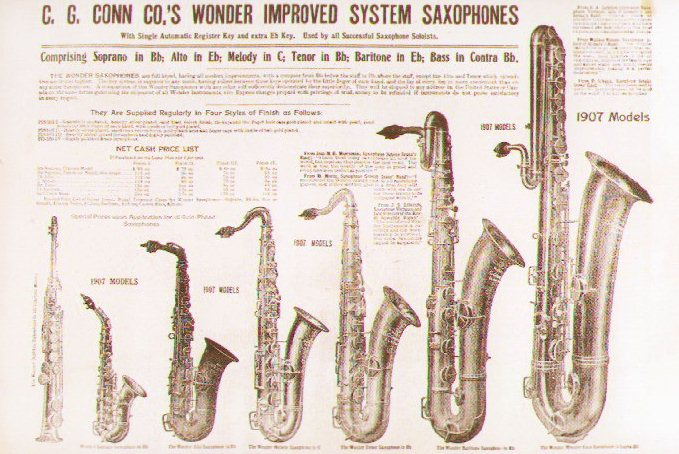 history-of-saxophone