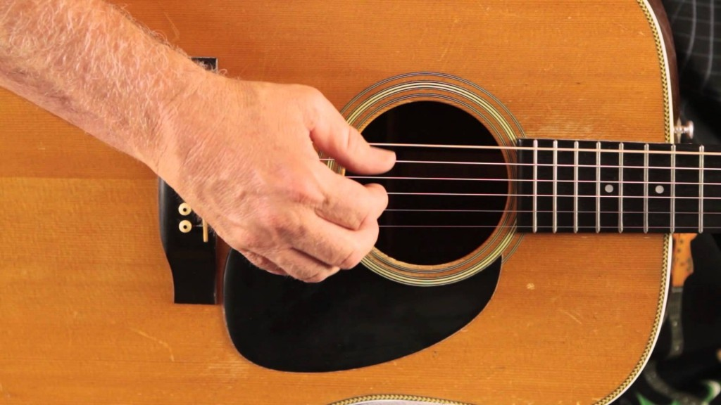 Music Makers Calgary - Acoustic Guitar Lesson